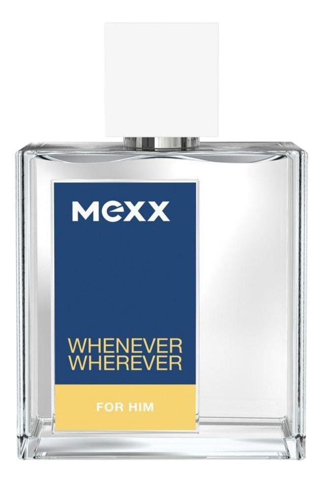 Mexx Whenever Wherever: туалетная вода 50мл тестер mexx whenever wherever туалетная вода 50мл