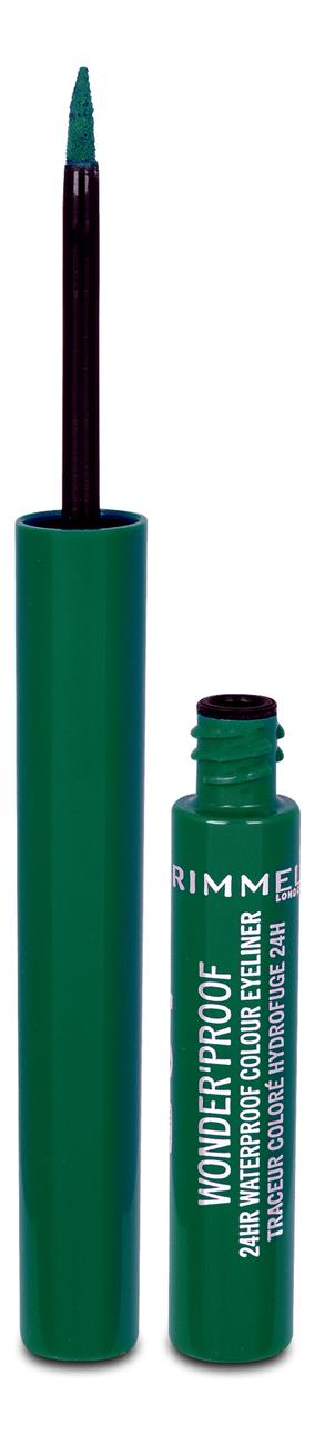 Подводка для глаз Wonder Proof Liner 1мл: 003 Precious Emerald недорого