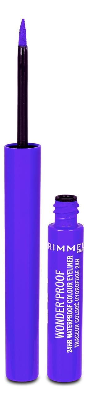 Подводка для глаз Wonder Proof Liner 1мл: 005 Pure Blue недорого
