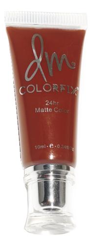 Купить Тинт для губ ColorFix 24hr Cream Color Matte 10мл: Brownie, Danessa Myricks