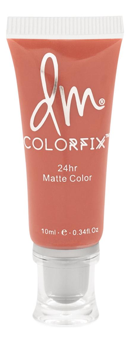 Купить Тинт для губ ColorFix 24hr Cream Color Matte 10мл: Gingerbread, Danessa Myricks