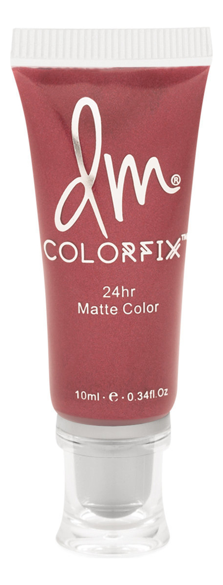 Купить Тинт для губ ColorFix 24hr Cream Color Matte 10мл: Medallion, Danessa Myricks