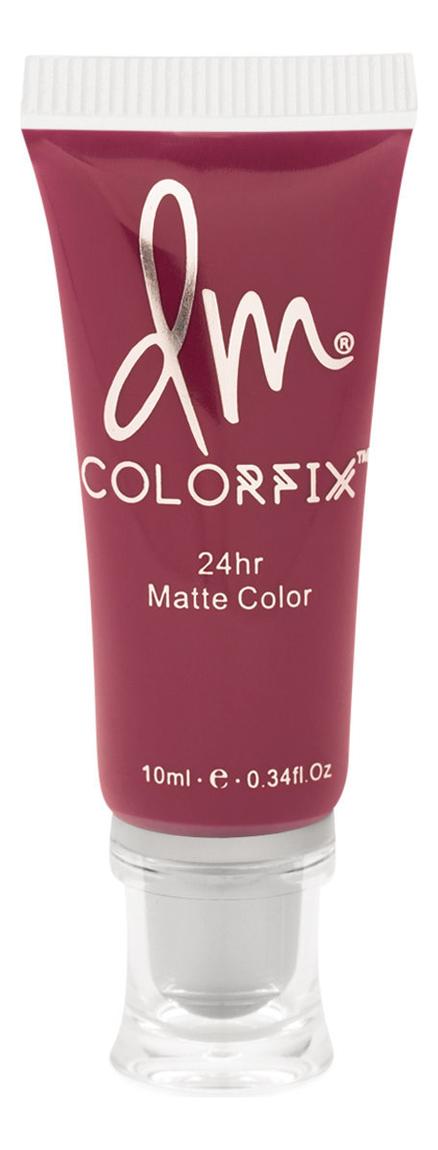 Тинт для губ ColorFix 24hr Cream Color Matte 10мл: Real Love