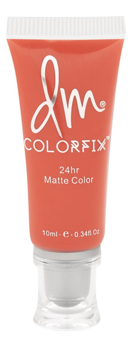 Купить Тинт для губ ColorFix 24hr Cream Color Matte 10мл: Rustic, Danessa Myricks
