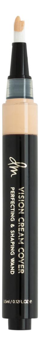 Купить Консилер для лица Vision Cream Cover Perfecting & Shaping Wand 3, 5мл: N04, Консилер для лица Vision Cream Cover Perfecting & Shaping Wand 3, 5мл, Danessa Myricks