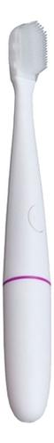 Звуковая отбеливающая зубная щетка с силиконовой насадкой IFB-9800 (в ассортименте) зубная щетка отбеливающая extra whitening toothbrush в ассортименте