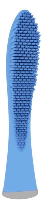 Сменная насадка SL-820 для ультразвуковой зубной щетки Ninja 22000 (синяя)