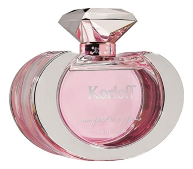 Korloff Paris Un Jardin A Paris: парфюмерная вода 100мл тестер водолазка lozana paris lozana paris lo043ewbamp6