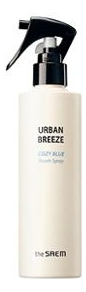Купить Ароматический спрей для дома Urban Breeze Room Spray-Cozy Blue 250мл, The Saem