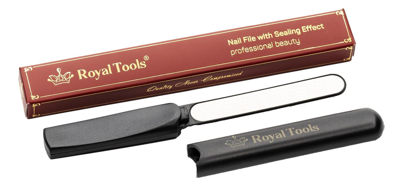 Пилочка для ногтей с запаивающим эффектом Nail File With Sealing Effect (универсальная)