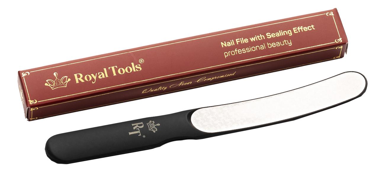Пилочка для ногтей с запаивающим эффектом Nail File With Sealing Effect (жесткая) недорого