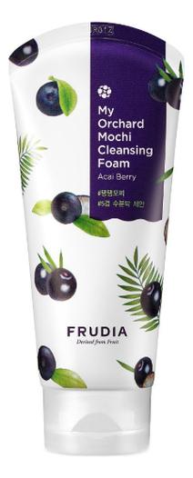 Очищающая пенка для лица My Orchard Acai Berry Mochi Cleansing Foam 120мл