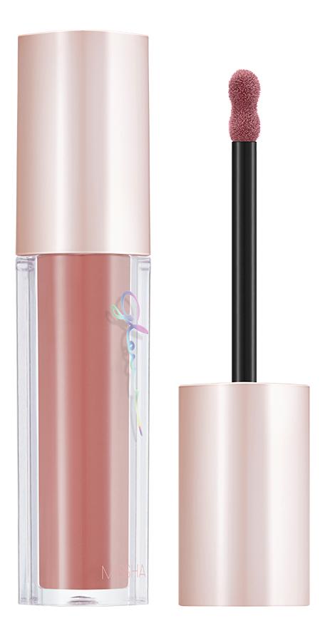 Купить Блеск для губ Glow Lip Blush 4, 7г: Show me, Missha