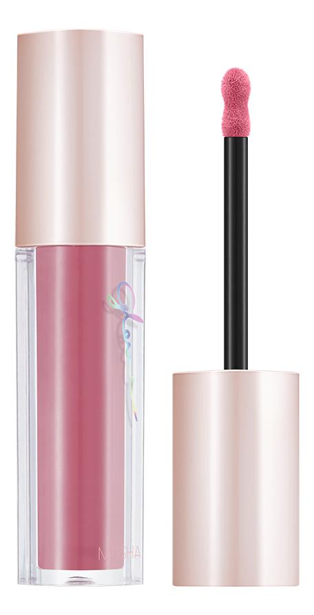 Купить Блеск для губ Glow Lip Blush 4, 7г: Simple me, Missha