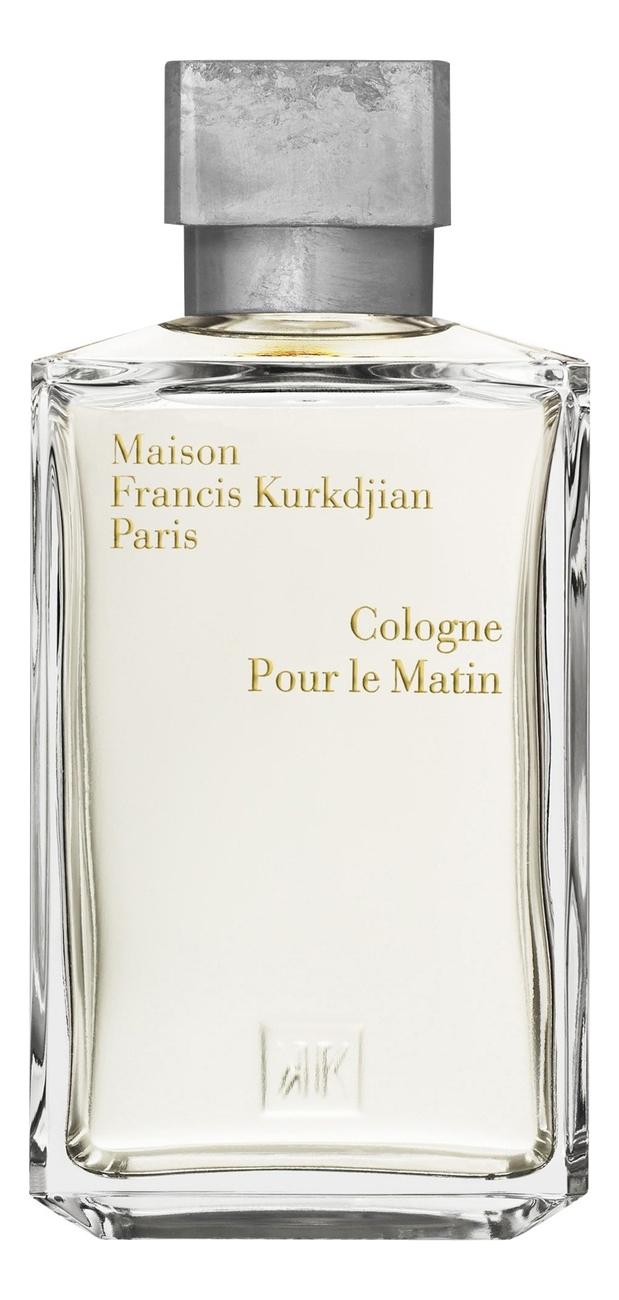 Купить Absolue Pour le Matin: одеколон 2мл, Francis Kurkdjian