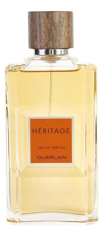 Guerlain Heritage Eau De Parfum (современное издание): парфюмерная вода 100мл тестер guerlain mon guerlain bloom of rose eau de parfum парфюмерная вода 100мл тестер