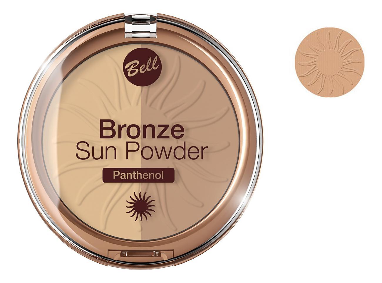 Бронзирующая пудра для лица Bronze Sun Powder Panthenol 9г: No 25 недорого