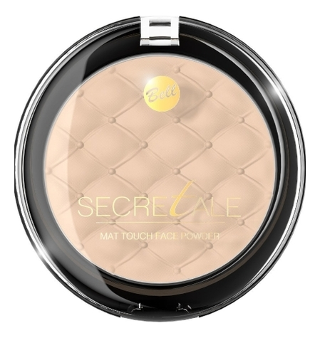Матирующая пудра фиксирующая макияж Secretale Mat Touch Face Powder 9г: No 03 bell secretale пудра компактная матирующая фиксирующая mat touch face powder тон 04
