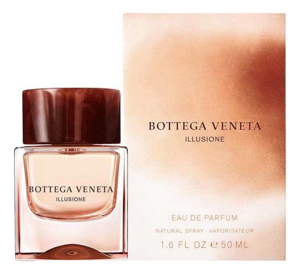 Купить Illusione Eau De Parfum: парфюмерная вода 50мл, Bottega Veneta