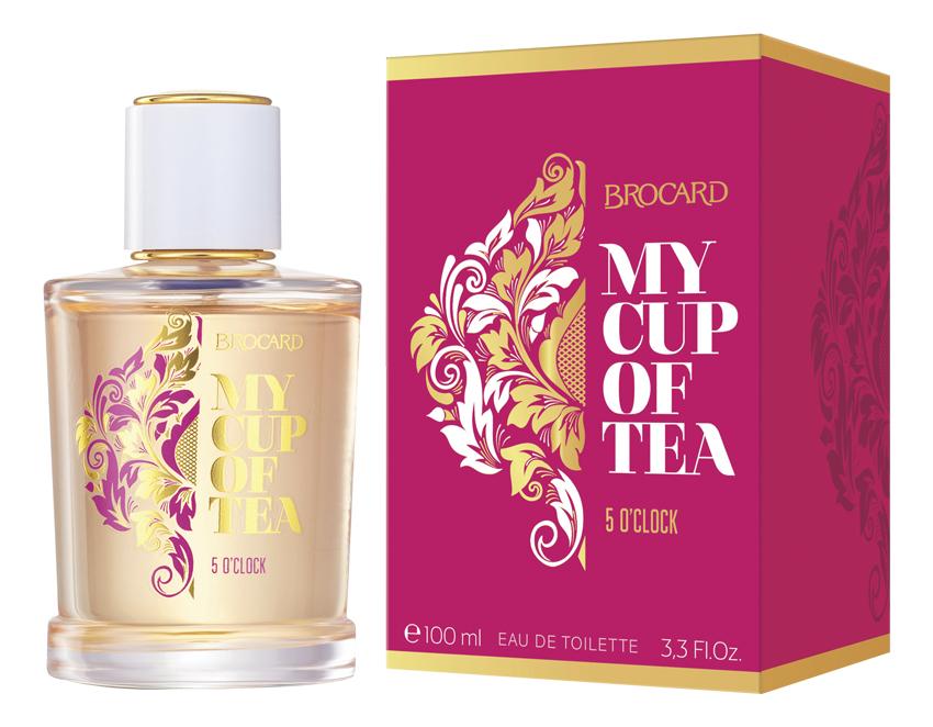 Brocard My Cup Of Tea 5 OClock: туалетная вода 100мл
