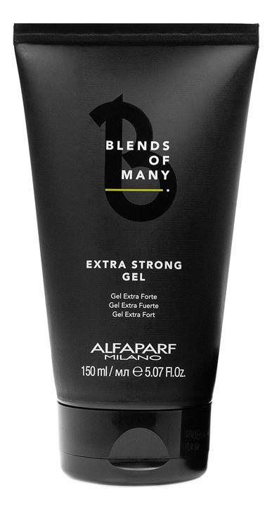Фото - Гель для укладки волос Extra Strong Gel 150мл гель цемент для укладки волос artisan geghe gel fluid gel cement hold 150мл