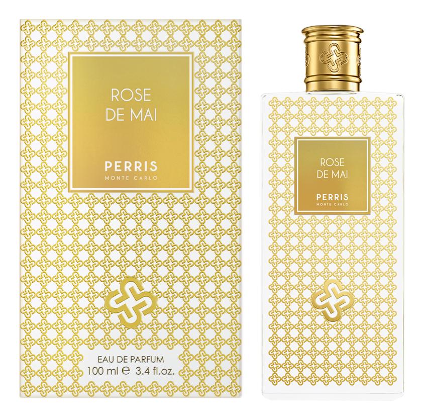 Купить Rose De Mai: парфюмерная вода 100мл, Perris Monte Carlo