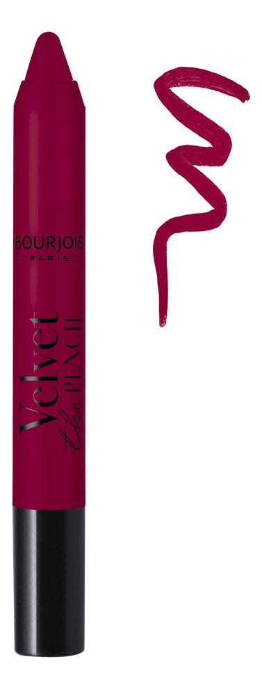 Помада-стик для губ Velvet The Pencil Lipstick 3г: No 16 недорого