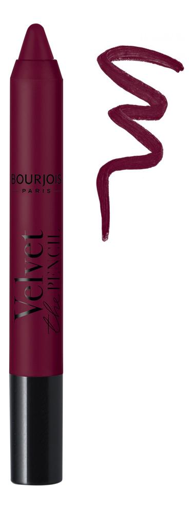 Помада-стик для губ Velvet The Pencil Lipstick 3г: No 18
