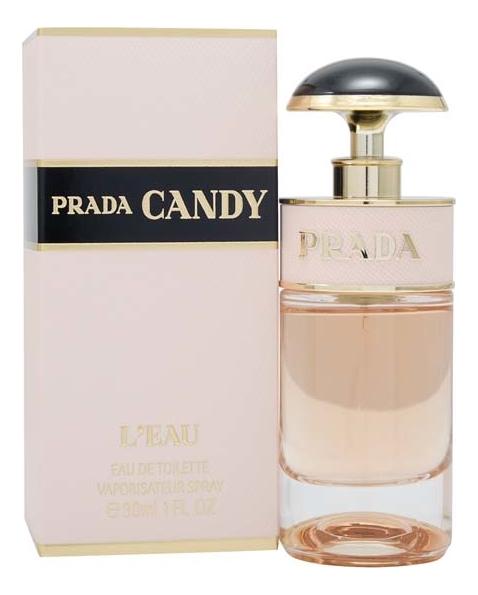 Prada Candy L'Eau: туалетная вода 30мл prada candy florale туалетная вода 30мл