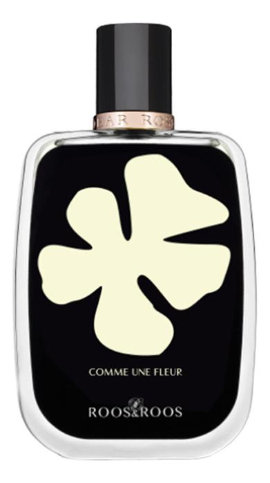 Comme Une Fleur: парфюмерная вода 100мл тестер dear rose i love my man туалетные духи тестер 100 мл