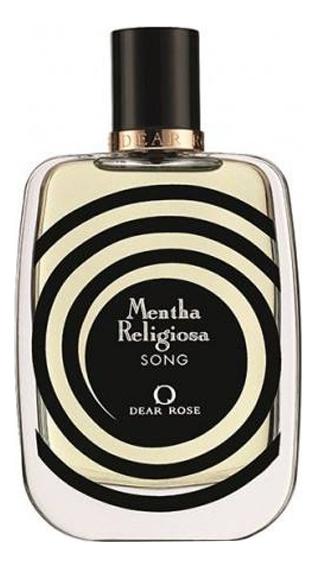 Mentha Religiosa Song: парфюмерная вода 100мл тестер dear rose i love my man туалетные духи тестер 100 мл