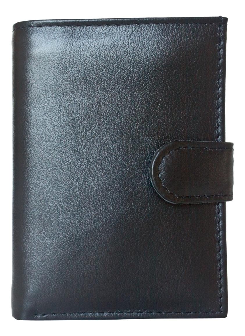 Купить Портмоне Aringo Black 7410-01, Carlo Gattini