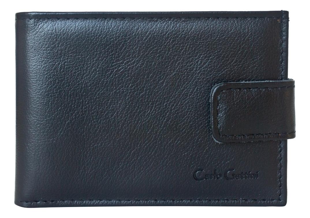 Купить Портмоне Cortino Black 7408-01, Carlo Gattini