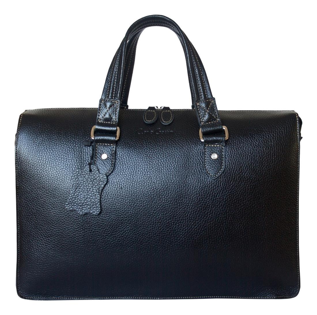 Купить Сумка для ноутбука Riofreddo Black 1029-01, Carlo Gattini