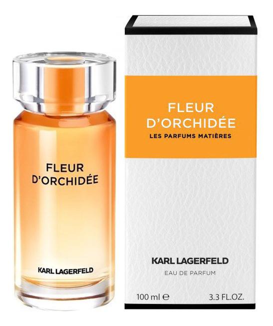 Купить Fleur D'Orchidee: парфюмерная вода 100мл, Karl Lagerfeld