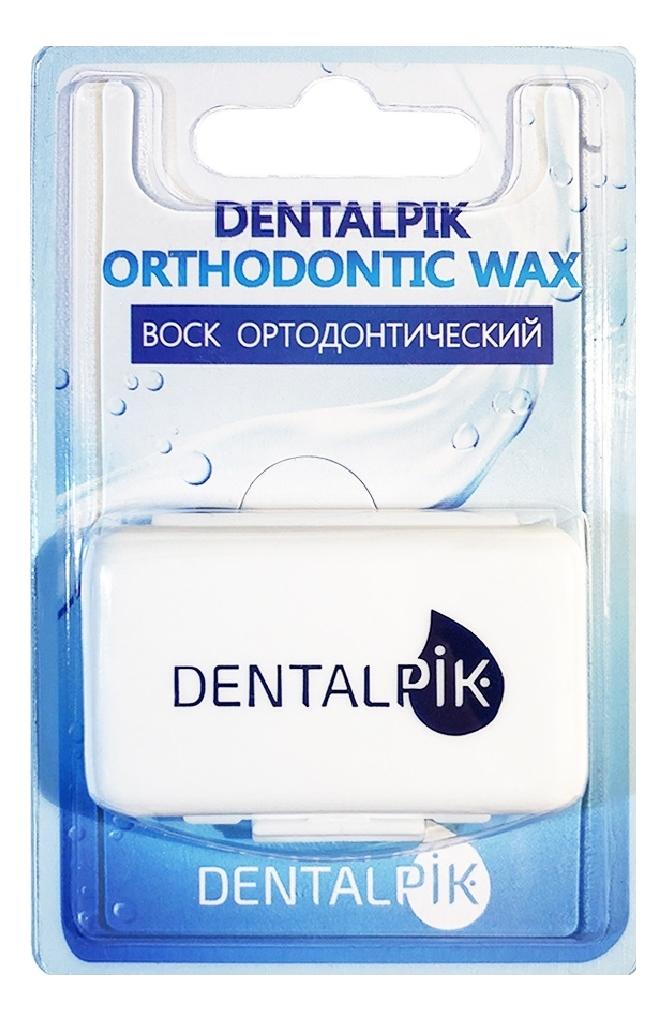 Воск ортодонтический для брекетов Orthodontic Wax (нейтральный)
