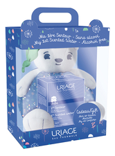Uriage Набор Bebe (парфюмерная вода 50мл + игрушка)