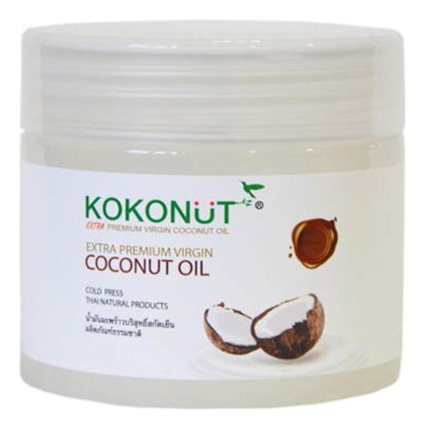 Купить Масло кокосовое для тела Extra Premium Virgin Coconut Oil: Масло 500мл, KOKONUT