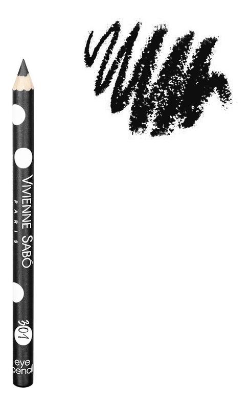 Карандаш для глаз Crayon Contour Des Yeux Merci: No 301 des yeux de soie