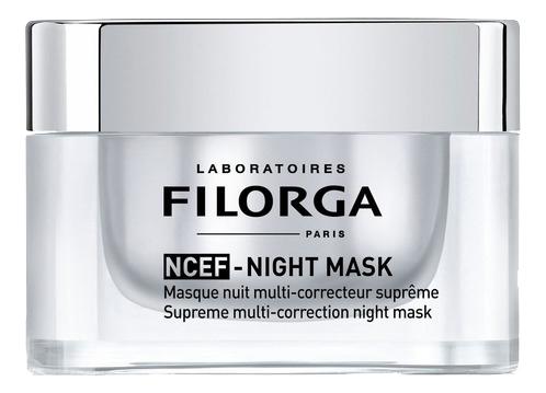 Купить Мультикорректирующая ночная маска для лица NCEF Night Mask 50мл, Filorga