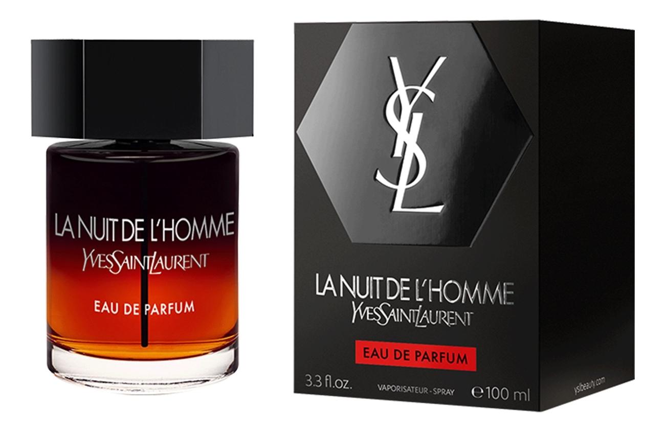 La Nuit De L'Homme Eau De Parfum: парфюмерная вода 100мл