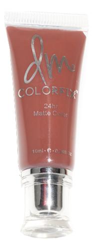 Купить Тинт для губ ColorFix 24hr Cream Color Matte 10мл: Chestnut, Danessa Myricks