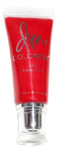 Купить Тинт для губ ColorFix 24hr Cream Color Matte 10мл: Fruit Punch, Danessa Myricks