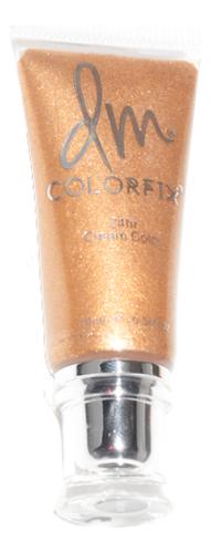 Тинт для губ ColorFix 24hr Cream Color Metallic 10мл: Goldmine