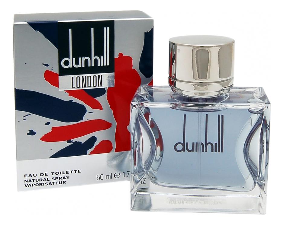Купить London For Men: туалетная вода 50мл, Alfred Dunhill