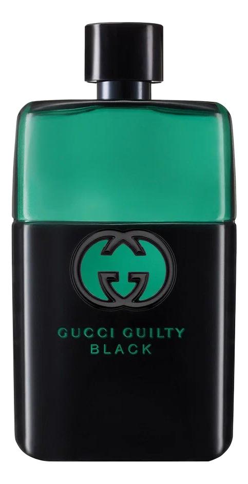 Gucci Guilty Black Pour Homme: туалетная вода 90мл тестер gucci guilty black pour homme туалетная вода
