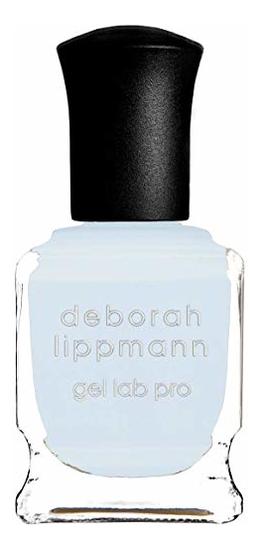 Лак для ногтей Gel Lab Pro Color 15мл: Above The Clouds deborah lippmann take the a train лак для ногтей 15 мл