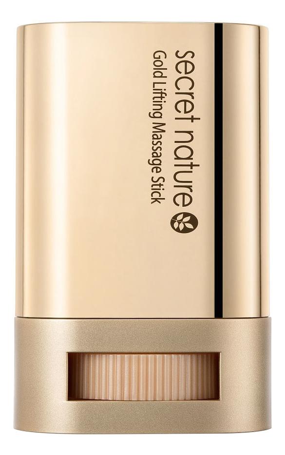 Антивозрастной крем-стик для лица с золотом Gold Lifting Massage Stick 18г