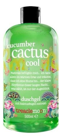 ГельдлядушаОсвежающийкактусCucumber Cactus CoolBath & Shower Gel: Гель 500мл