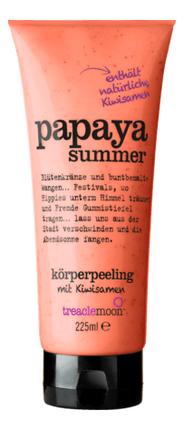 СкрабдлятелаЛетняяпапайя Papaya Summer Body Scrub 225мл